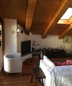 Accogliente appartamento in baita condominiale - Melezet