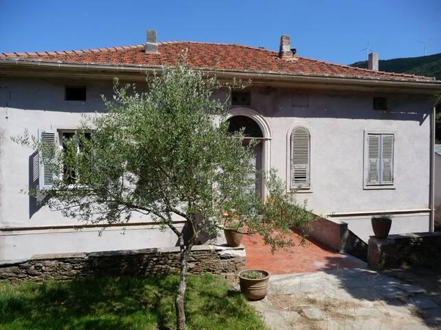 Chambre d'hôtes au Cap Corse