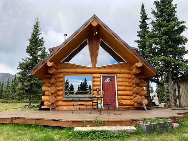 Denali Homestead Cabin (No WiFi available)