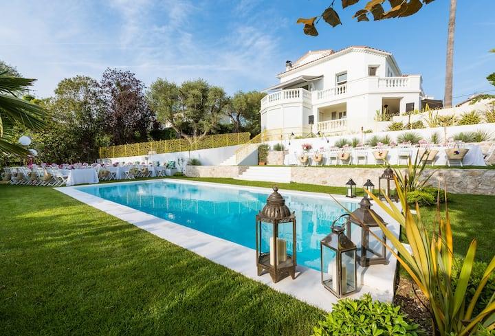 Cap d'Antibes Elegant Villa