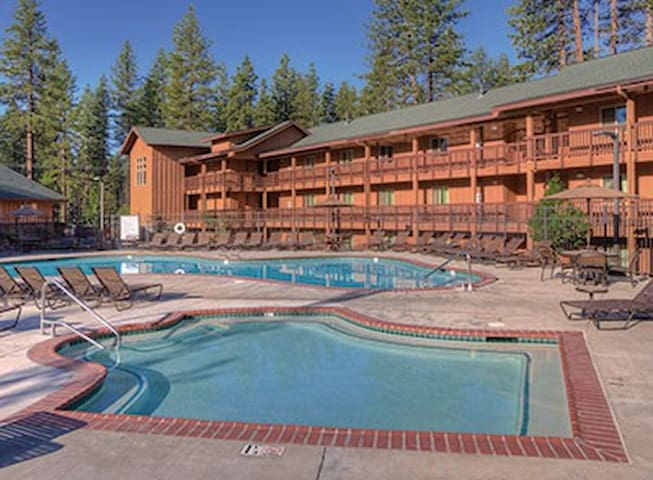 3 BR condo at Tahoe - Zephyr Cove-Round Hill Village - Apartemen