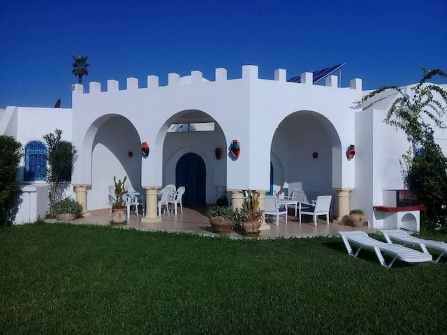 Maamoura Beach House