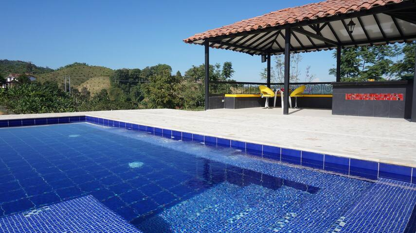 Chiquita Garden Farm - PALESTINA - Villa