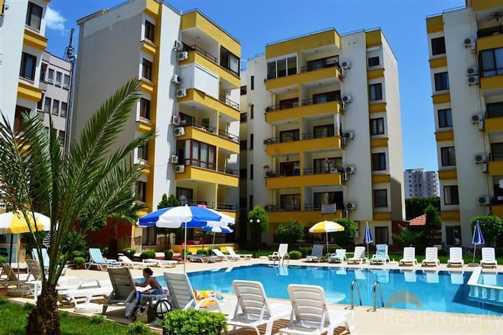 Аренда квартиры с одной спальней - Alanya - Apartment