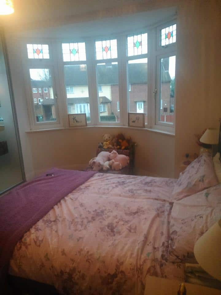 Bright Sunny Double Bedroom