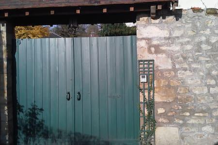 Chambre 1 pers. à Auvers sur Oise - Auvers-sur-Oise - Rumah