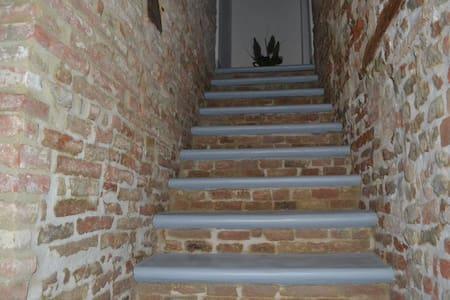 Terratetto nel centro storico - Foiano della Chiana - 公寓