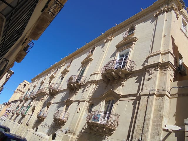 Two-room apartment (PALAZZO ASTUTO) - Noto - Daire