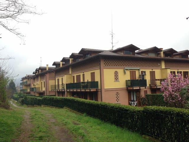 Appartamento Arlate Lago di Lecco - Arlate - Lejlighed