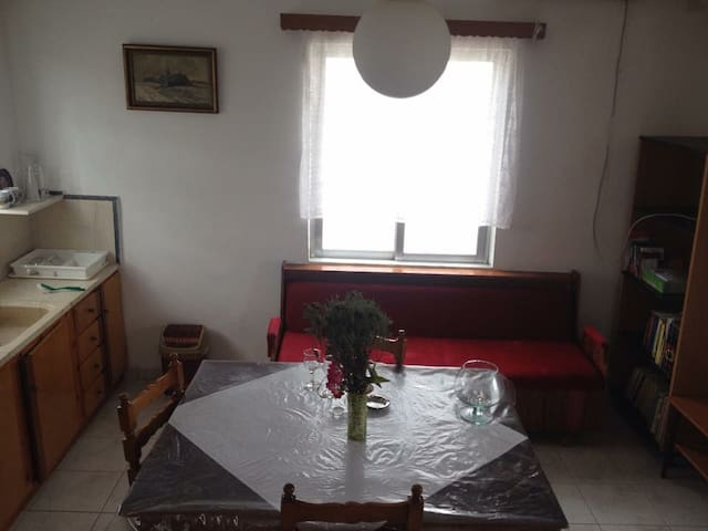Old stable house,sea view - Chania - Apartament