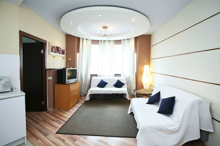 Apartment near the Krokus expo - Moscou - Pis