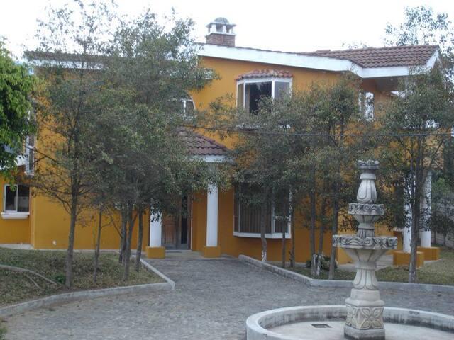 Beautiful House, Close to Antigua