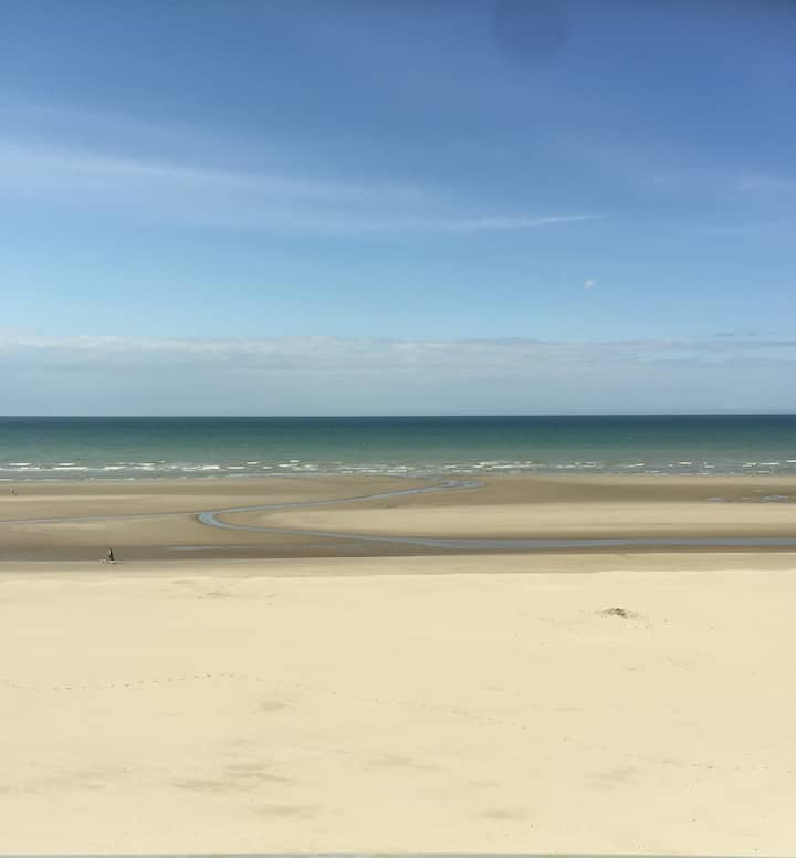 duplex face a la mer
