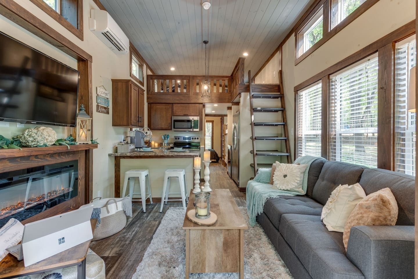 Rent a Tiny Home in Monteagle TN