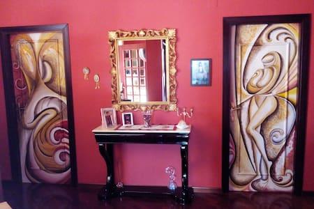 Splendido loft d'artista  - Canicattì - Apartemen