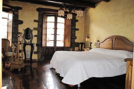 Casa do Catalán Habitación de lujo. - Navia de Suarna - Ház