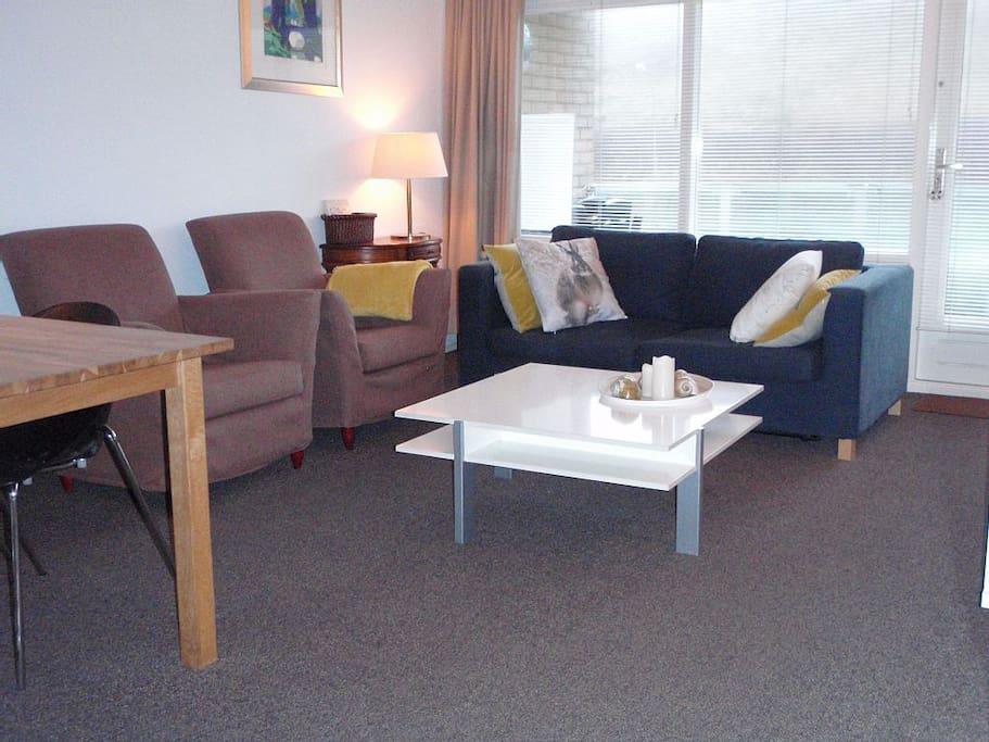Nice spacious livingroom