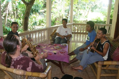 Lombok village life - Gunungsari - B&B/民宿/ペンション