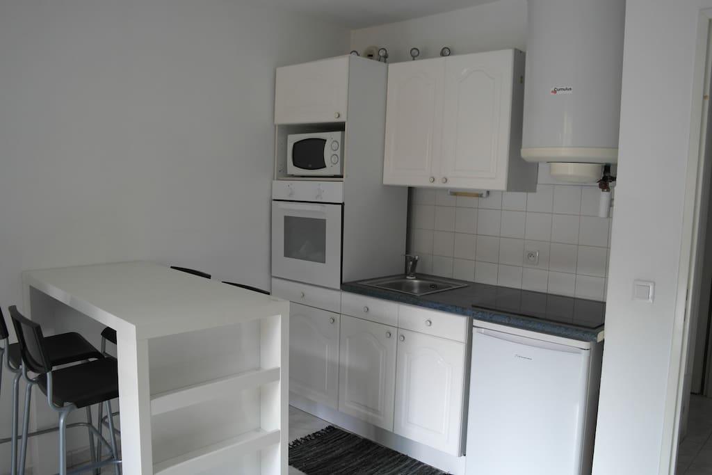 studio meubl avec jardin de 40m2 apartments for rent in nice provence alpes c te d 39 azur france. Black Bedroom Furniture Sets. Home Design Ideas