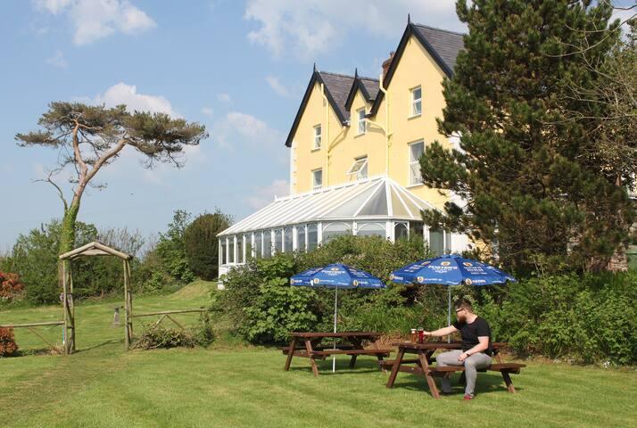Bryn Eisteddfod Guest Accommodation - Clynnog-fawr - ที่พักพร้อมอาหารเช้า