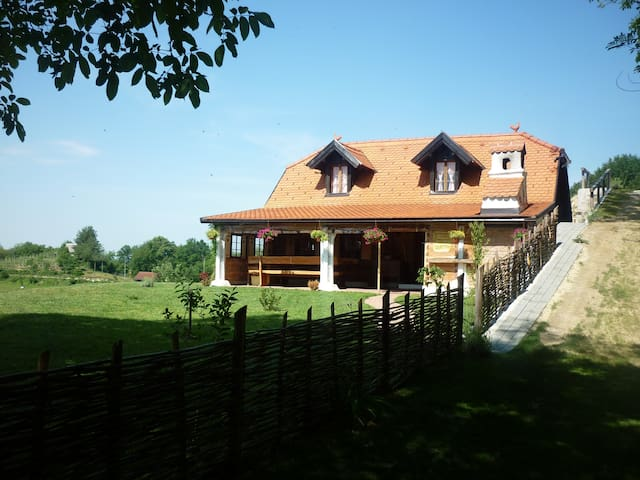 "Vacation house ""Biškupova klet"""