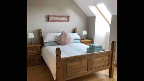 Hermoso apartamento de una cama en excelente ubicación