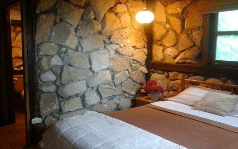 Habitación Doble o Matrimonial - Montanita - Huis