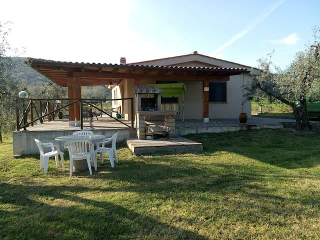 AGRITURISMO I PERETI DI SOTTO - Roccastrada - Maison de vacances