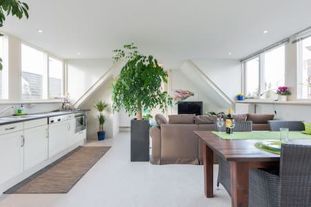Bright, New and Modern Apartment - Sint Pancras