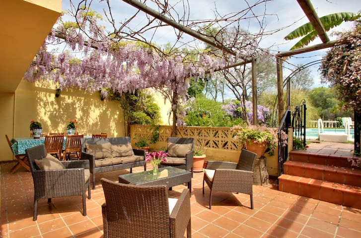 Best of Andalucia . Close Gibraltar - Los Barrios - Appartement