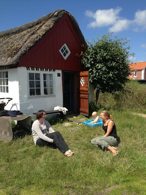 Summer in Sønderho