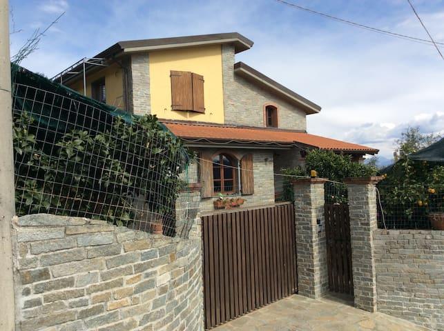 LA CASA DEI LIMONI - Follo Alto - Lägenhet