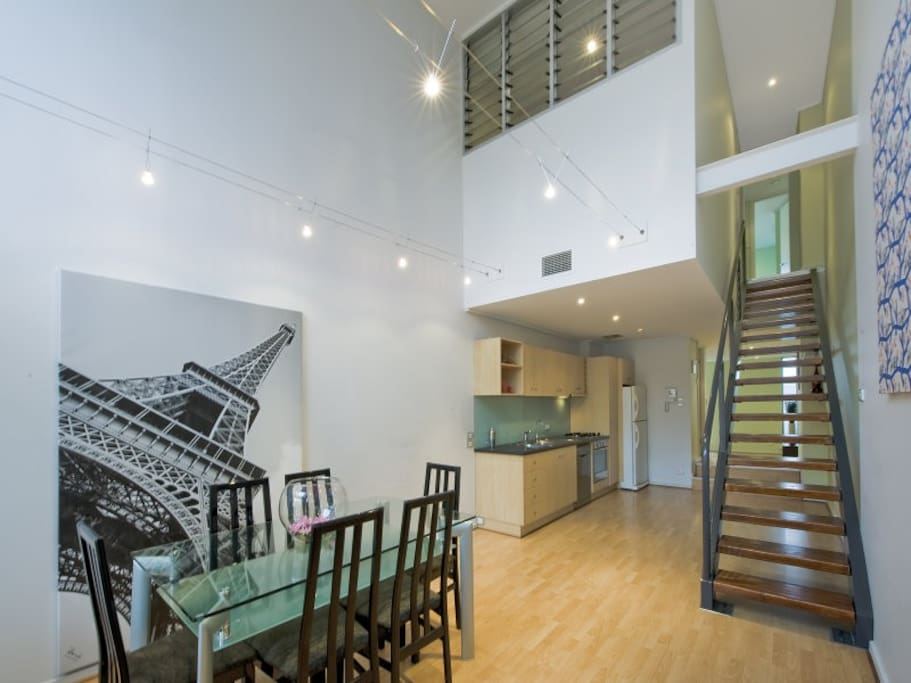 Central modern relaxed inc breakfast appartements louer adelaide - Appartement australie ...