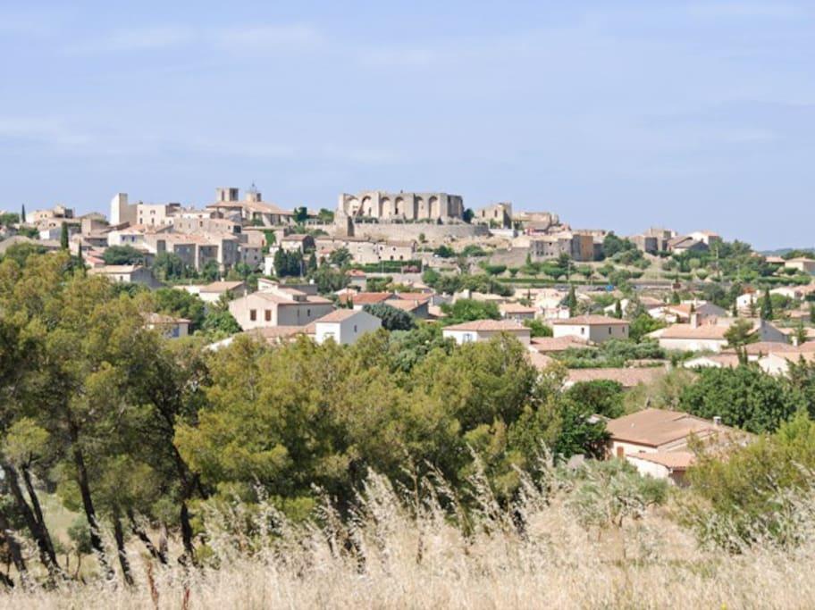 village de Lançon de Provence