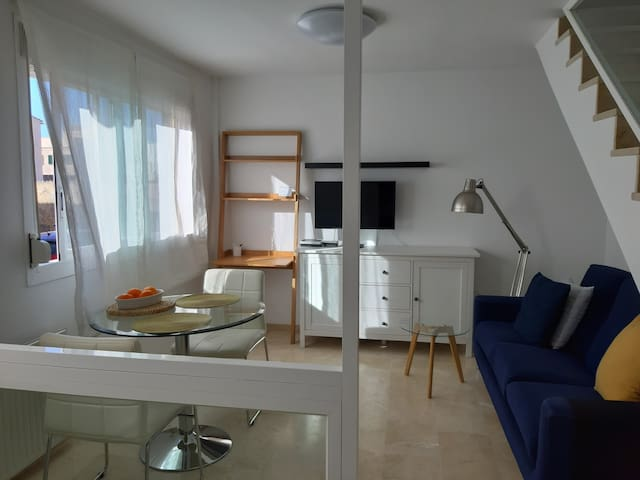 Duplex Hause in Molinar to 50m from the sea