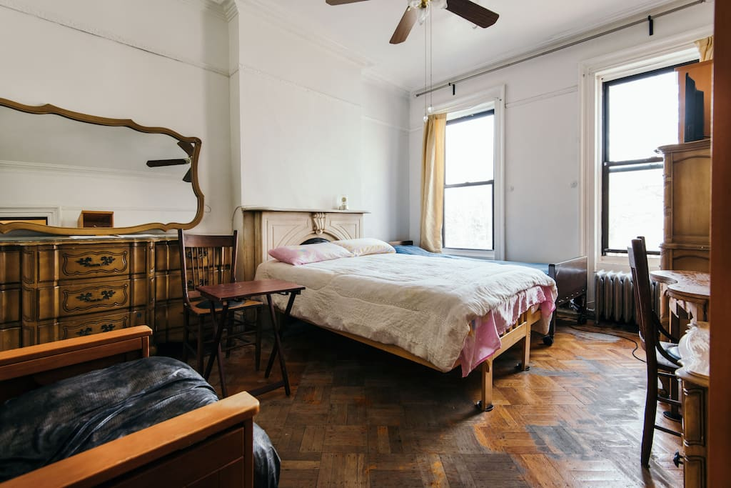 Bedroom 3 And Event Space Houses For Rent In Brooklyn New York United States