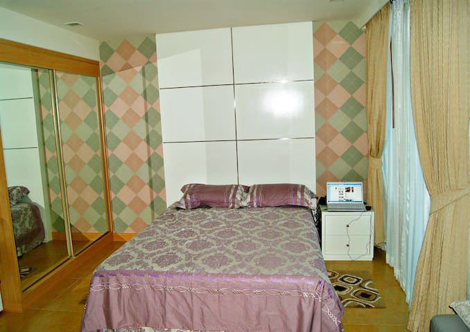 Modern apartment with sea view - Pattaya - Byt