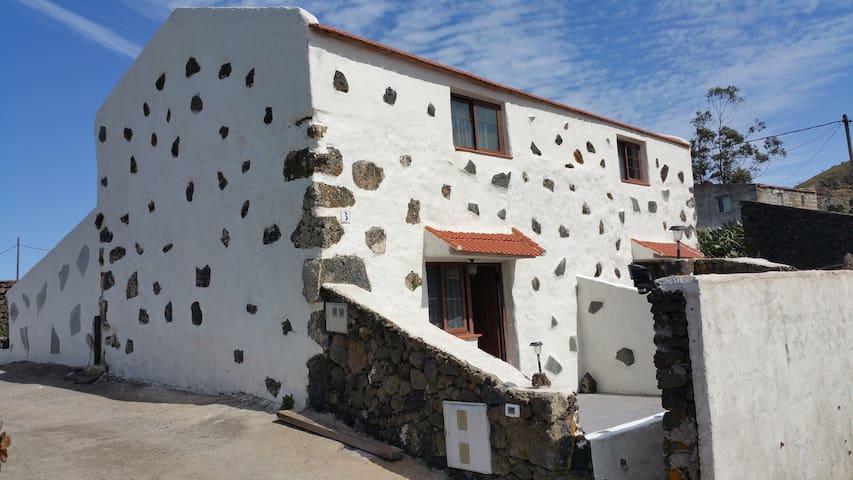 Casa en Isla de El Hierro (Casa A) - San Andrés - Hus