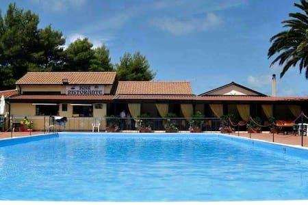 Casa vacanze in Residence Le Palme - Tropea