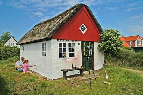 Unikt lille sommerhus i Sønderho