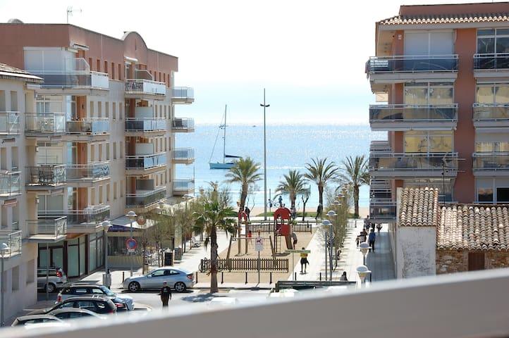 Apartamento a pie de playa. - Sant Antoni de Calonge - Appartement