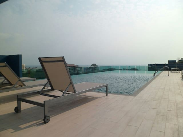 Acqua Condominium 1 bedroom  38 sqm - Muang Pattaya - Appartamento