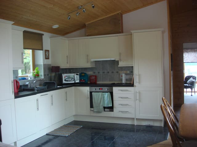 Pollardine Farm Holiday Cottage - Shrewsbury - Almhütte