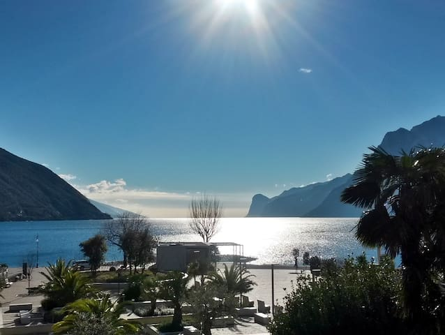 Casa Sandra Bertolini on the Lake - Nago-torbole - Bed & Breakfast