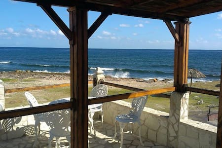 """Candy House"", Cojímar-Oceanfront"