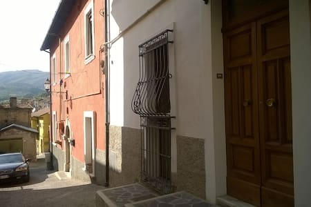 Best holidays in a cute city in the mountains - Celano - Apartment