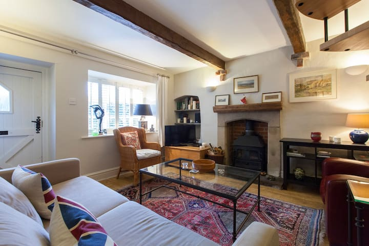 Charming Grade II listed Cottage.  - Addingham - Casa