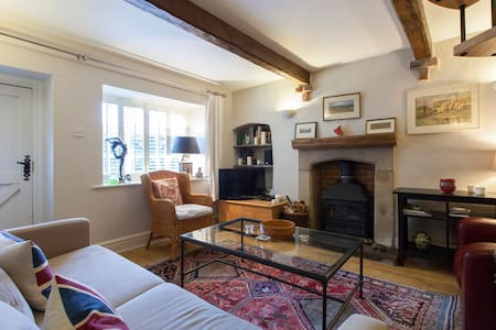 Charming Grade II listed Cottage.  - Casa