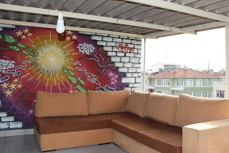 ★Private Terrace in Oldcity★ - Istanbul