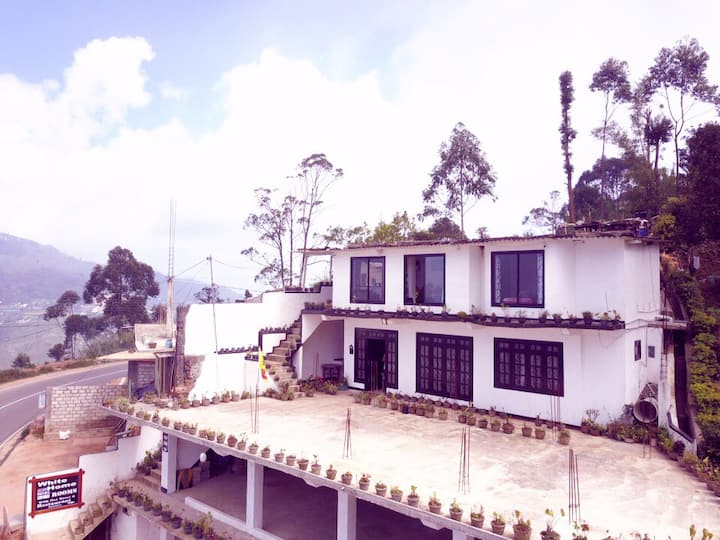 White Home, Haputale, Sri lanka.